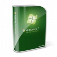 MICROSOFT Windows 7 Home Premium, 64 bit, Rus, DVD, OEM