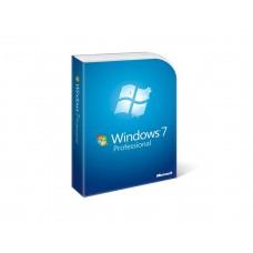 MICROSOFT Windows 7 Professional, 32/64 bit, Rus, DVD, BOX