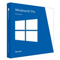 MICROSOFT Windows 8.1 Professional, 32/64 bit, Rus, DVD, BOX