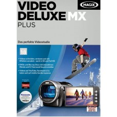 MAGIX Видео делюкс MX Plus (Версия 18)