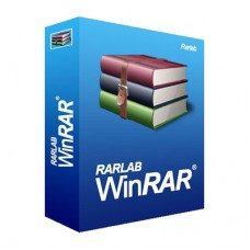 Архиватор WinRAR, эл. лицензия, 1 копия, 25-49 ПК