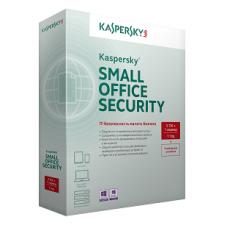 Продление Kaspersky  Small Office Security. 10 ПК + 1 Сервер на 1 год