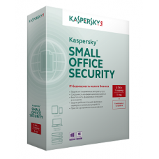 Kaspersky  Small Office Security. 5 ПК на 1 год Base Box